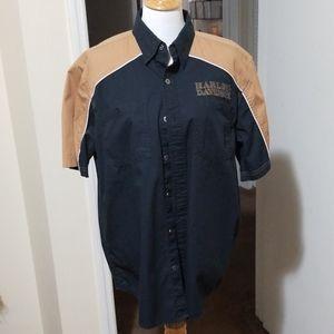 Harley Davidson Garage Shirt